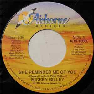 Mickey Gilley - She Reminded Me Of You álbum