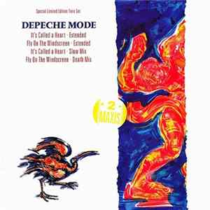 Depeche Mode - It's Called A Heart / Fly On The Windscreen álbum