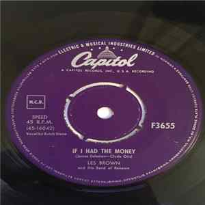 Les Brown And His Band Of Renown - If I Had The Money / Original Joe álbum