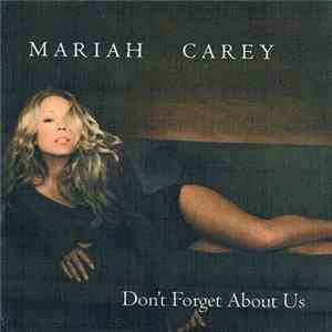 Mariah Carey - Don't Forget About Us álbum