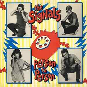 The Signals - Person To Person álbum